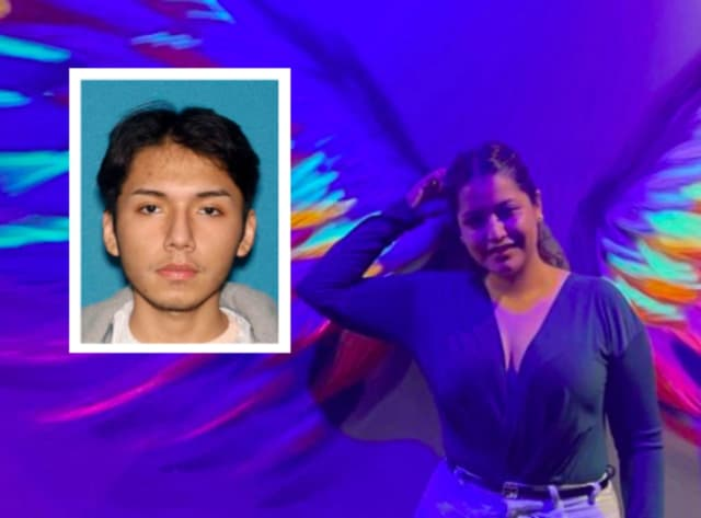 Joseph Palacios stabbed Michelle Paola Castillo Siguencia dead before barricading himself in a Hudson County apartment, authorities said.