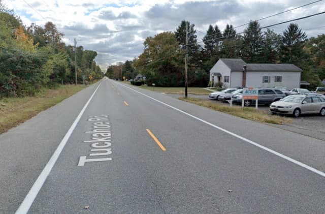Area of 3985 Tuckahoe Rd. in Franklin (Gloucester County)