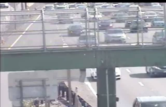 Reports Motorcycle Crash Jams Traffic On Garden State Parkway Essex Daily Voice