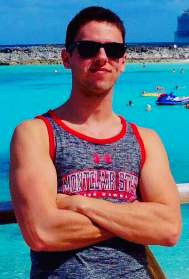 Mike Hoffman, 27, was ejected from a Jeep and killed by a drunk driver in New Hampshire Tuesday afternoon, authorities said.