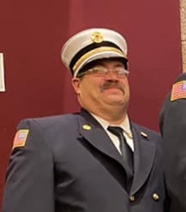 """Hillsborough Fire Co. 2 Assistant Chief William """"Billy"""" Shaffer died in the line of duty."""