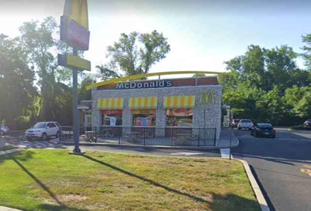McDonald's on West Trenton Avenue