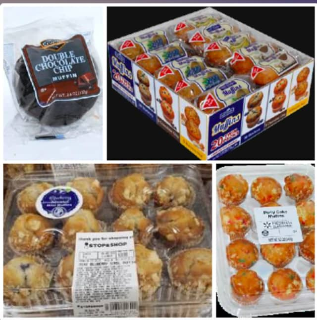 Give and Go Prepared Foods (U.S.A.) Corp. muffins recall.