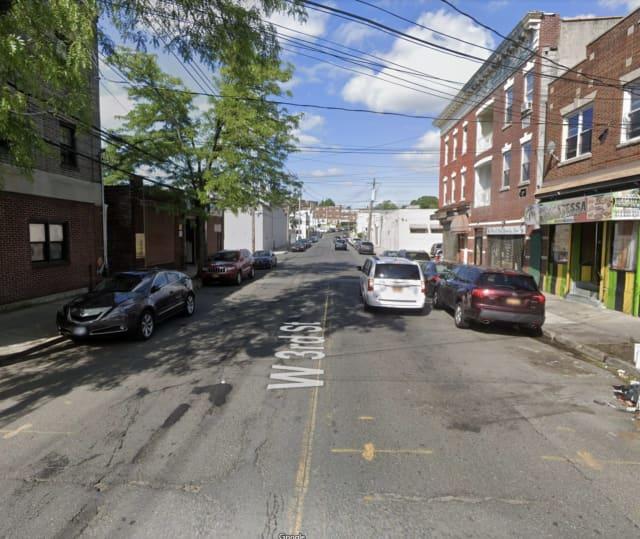 West 3rd Street in Mount Vernon