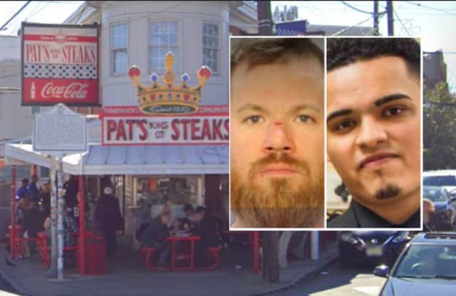 Paul C. Burkert apparently killed David Padro over an Eagles-Giants dispute in front of Pat's King of Steaks in Philadelphia Thursday, authorities said.