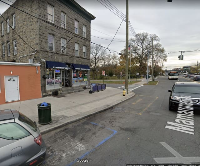 In the area, a Mamaroneck man was hit and killed.