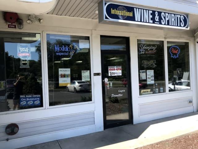 The winning ticket was sold at International Wine & Spirit in Middlebury.