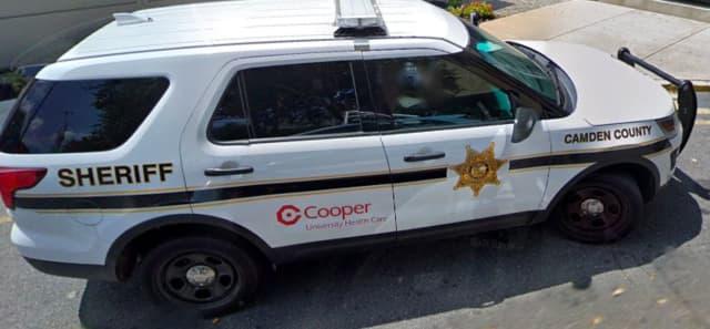 Cooper Hospital sheriff