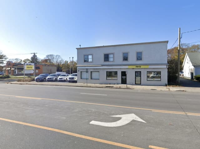Hertz on Medford Avenue in Patchogue.