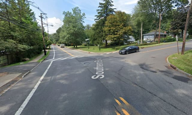 Southern Blvd. and Lafayette Avenue in Chatham Township