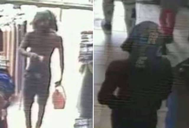 The suspect, a Black male, is known to frequent the downtown Newark area, police say.