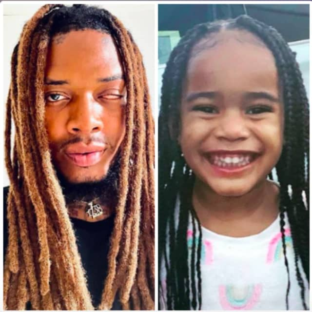 Paterson's Fetty Wap and late daughter Lauren Maxwell.