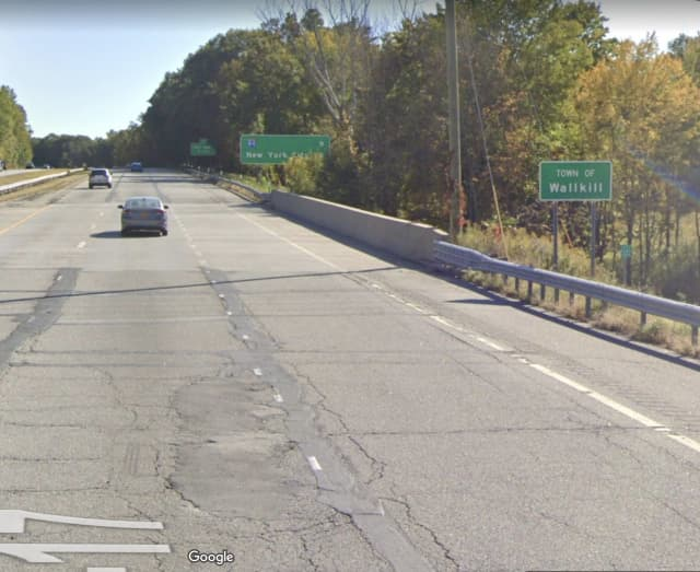 A fatal crash on Route 17 in Wallkill has reportedly killed two people.