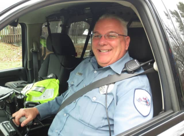 Hopewell Township Police Officer James Hoffman