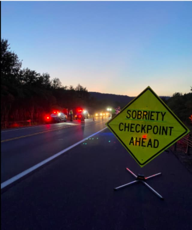 Nearly a dozen were charged with alleged impaired driving during a special detail in Dutchess County.