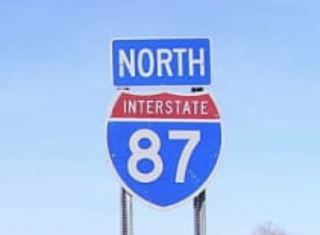 Motorists should be ready for delays as part of I-87 in Rockland is reduced to one lane for bridge repairs.