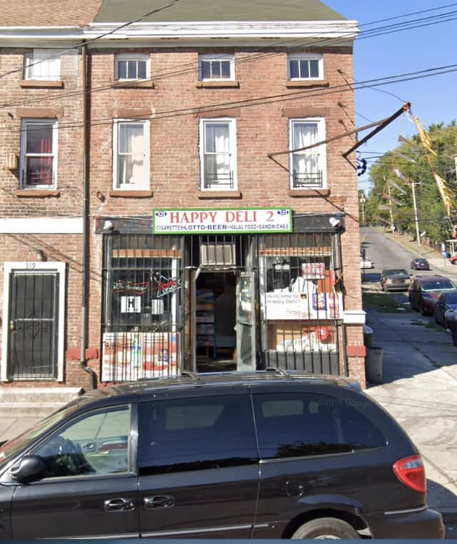 A person was stabbed in an unprovoked attack at a Newburgh deli.