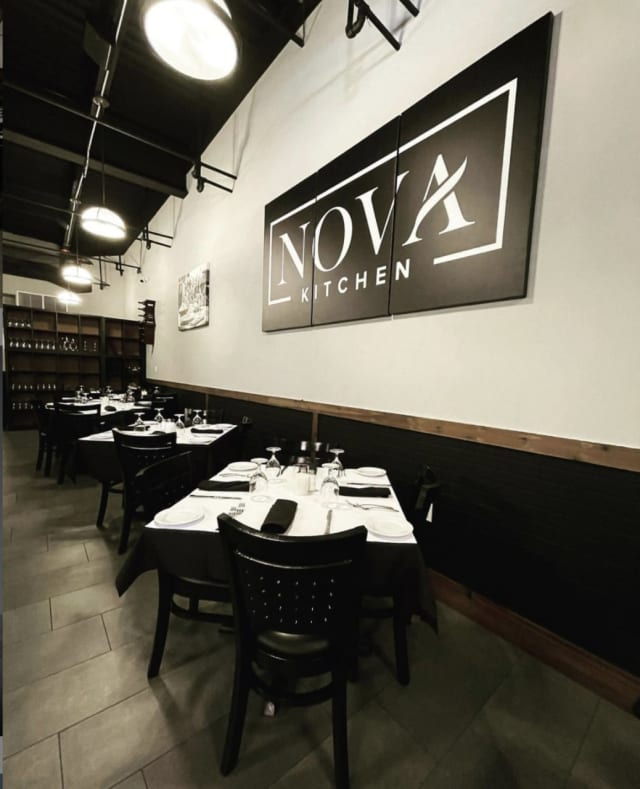 Nova Kitchen has opened in Rockland County.