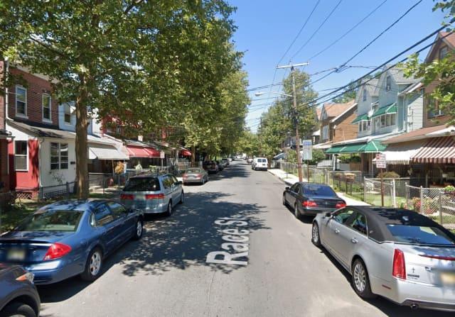 Race Street in Trenton