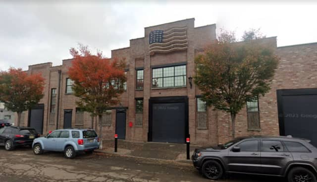 The Avenue A Club in Newark, where the Bar Mitzvah bash was reportedly held.