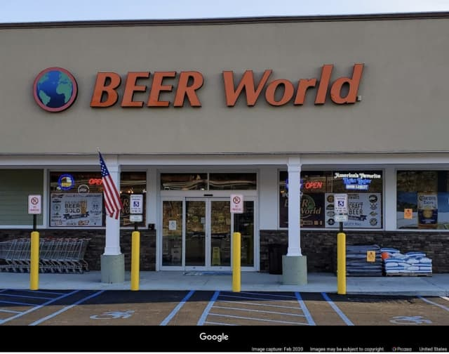 One of the businesses that allegedly sold alcohol to minors.