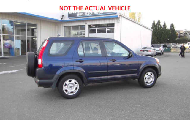 the evading vehicle is described as a model year 2002 – 2004 Honda CRV color blue, with a spare tire affixed to the rear end, similar to the vehicle pictured above, state police said.