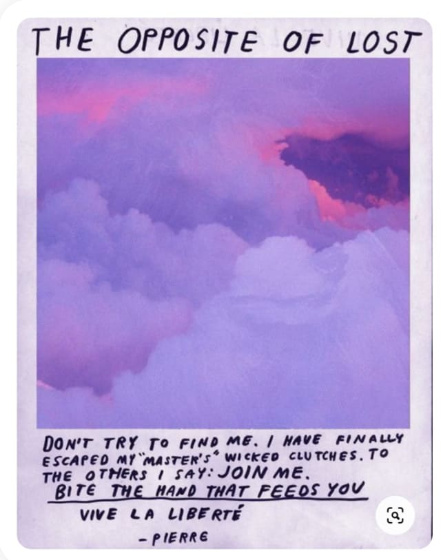 One of Brian Laundrie's Pinterest postings.