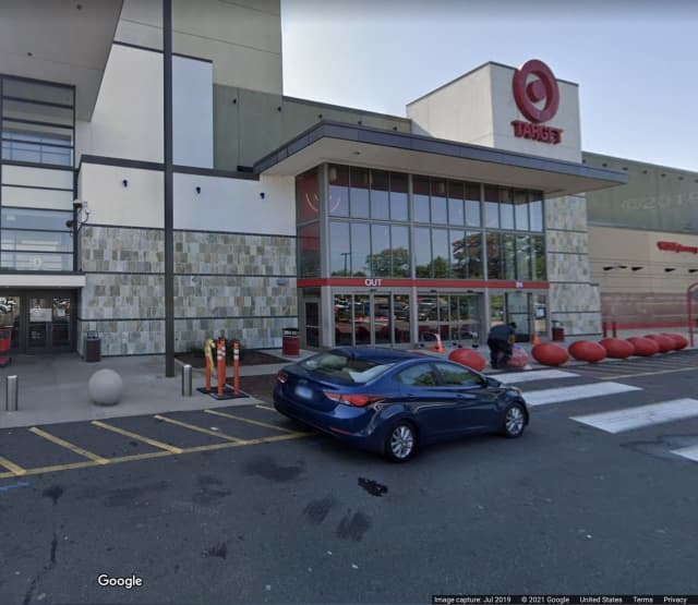 The Target store in Milford.