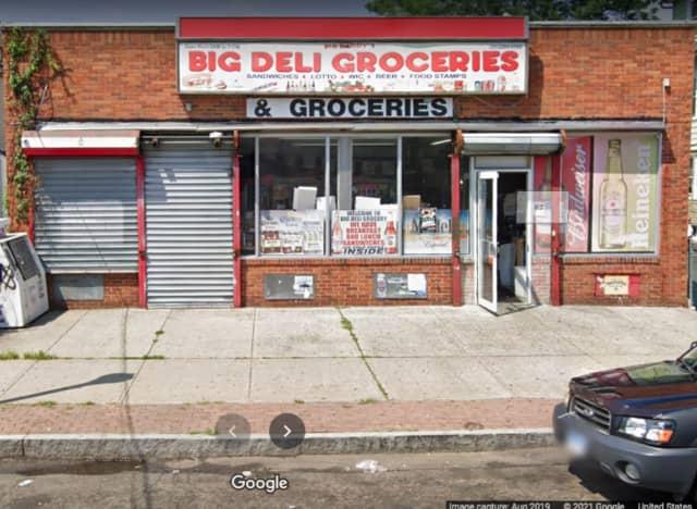 Big Daddy's Deli on East Main Street in Bridgeport.