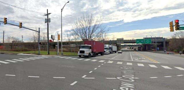 Seaview Avenue and Paul Amico Way