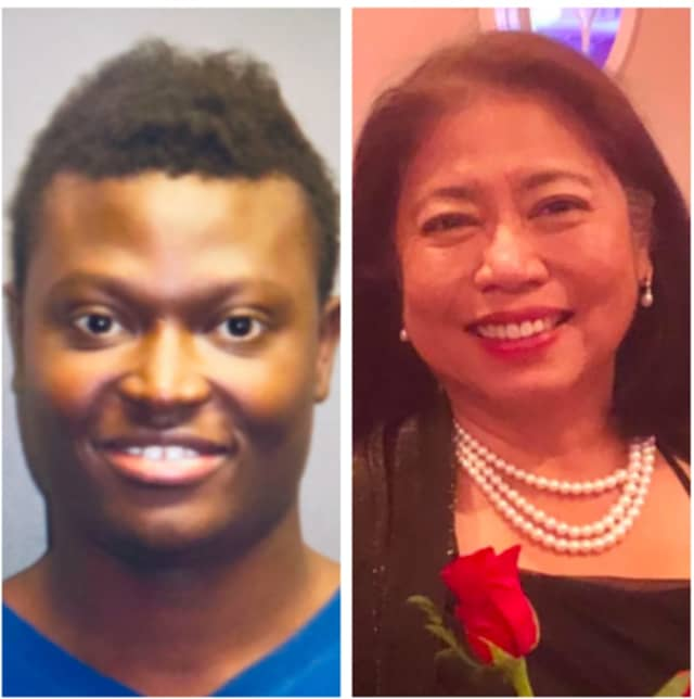 Maria Ambrocio died nearly a day after being shoved to the ground by Jermaine Foster in Times Square.
