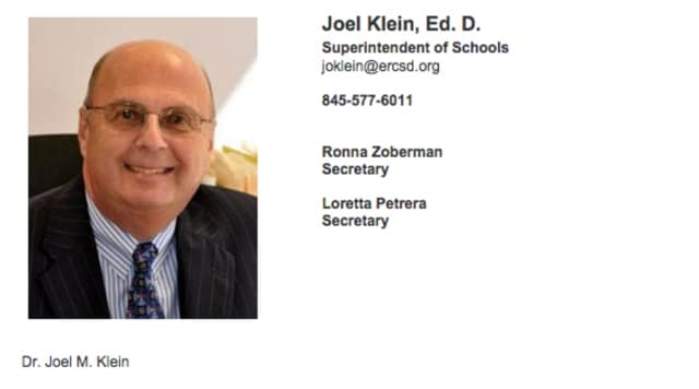 East Ramapo Central School District Superintendent Joel Klein has resigned.