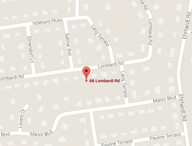 A fire broke out Friday afternoon at 66 Lombardi Road, Pearl River.