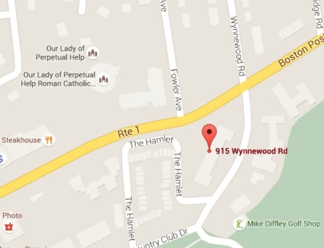 A rubbish fire forced the evacuation of 915 Wynnewood Road in Pelham Manor on Thursday, March 3.