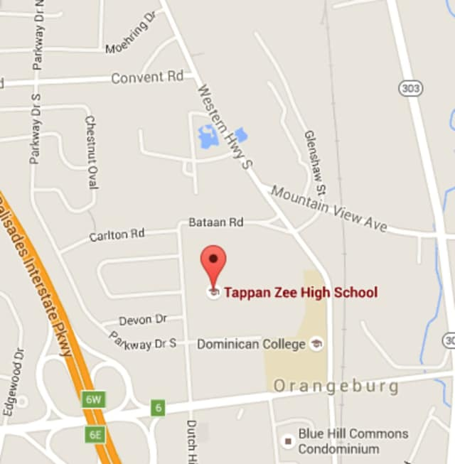 Tappan Zee High School students held a blood drive on Thursday in honor of a classmate who killed himself in September.