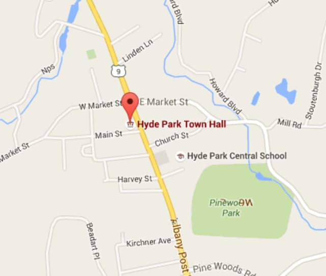 A public meeting is scheduled for Monday at Hyde Park Town Hall.