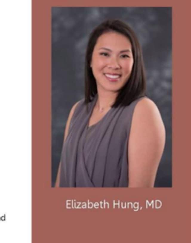Dr. Elizabeth Hung.