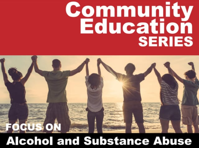 A 3-part series at Putnam Hospital Center in June will focus on the impacts of alcohol and substance abuse.