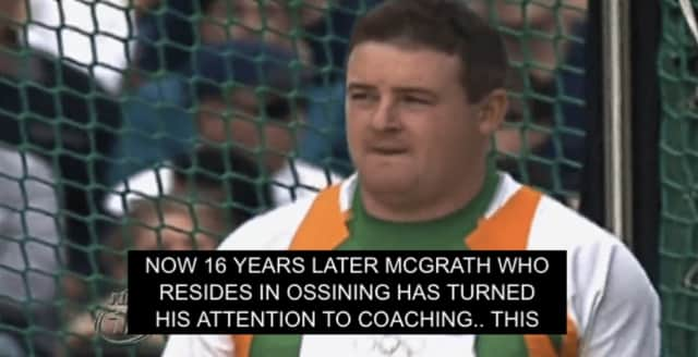 Paddy McGrath is a former Olympic athlete and current Olympic coach.