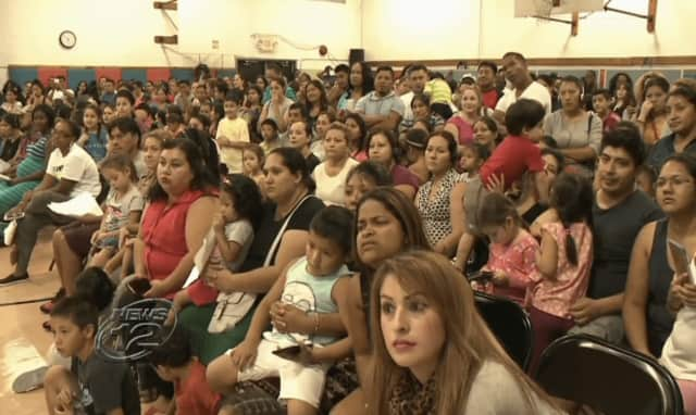 Parents in the East Ramapo school district are upset that $3 million from the state is not providing full-day kindergarten to all students in the district.
