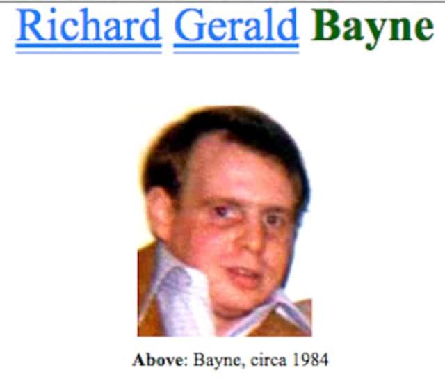 Richard Gerald Bayne