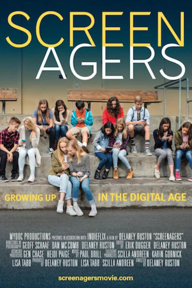 """The Bronxville School will screen """"Screenagers"""" on June 9."""