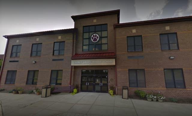 Garnet Valley Middle School in Glen Mills, PA