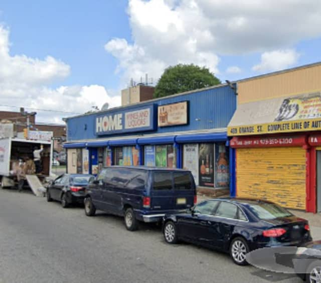 A liquor store in Newark sold a winning Jersey Cash 5 ticket