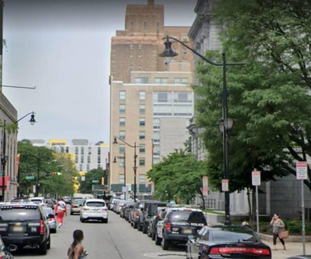 Franklin Street in Newark