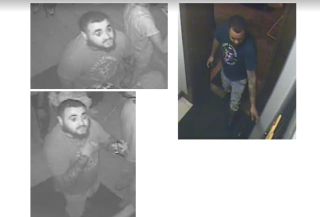 Authorities are  asking the public's help identifying a person of interest in a reported sexual assault in Jersey City