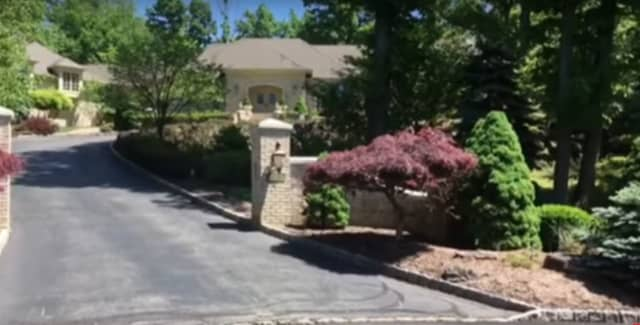 The home of the fictional Sopranos family in North Caldwell has been put on the market.