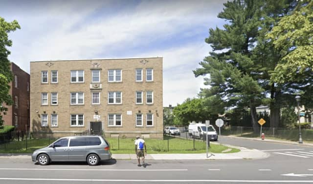 """Marisol Ferry is the wife of Nelson Ferry, who operated a """"trap house"""" at 149 Wethersfield Ave. in Hartford (pictured here), as a distribution point for drugs."""