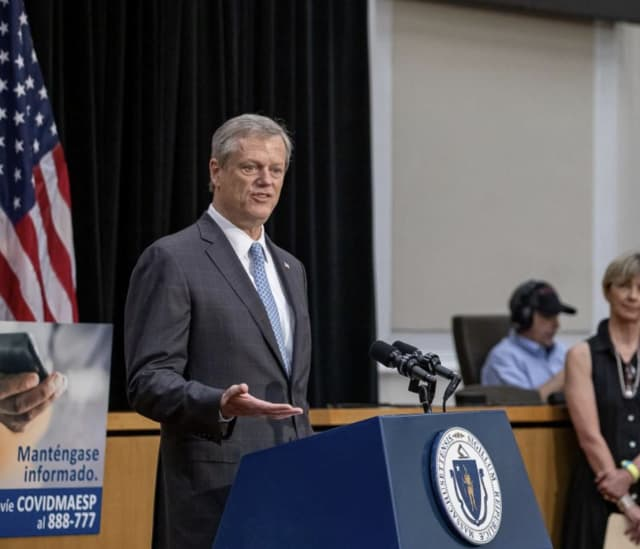 On July 27, Gov. Baker announced the expansion of free COVID-19 testing to Western Massachusetts and Worcester County.