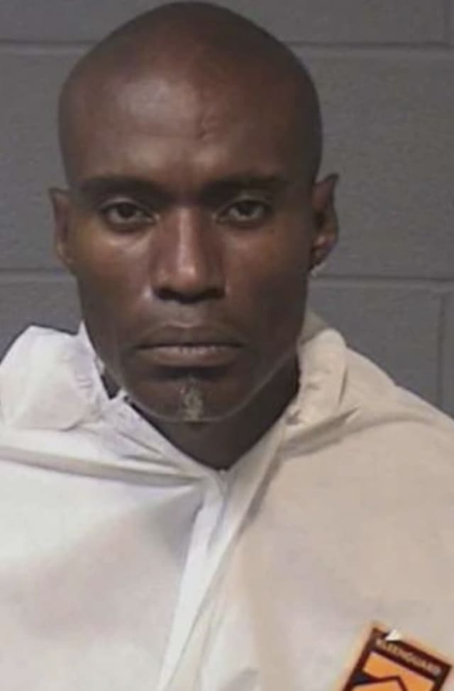 Jerry Thompson is accused of decapitating his friend and landlord with a samurai sword in Hartford earlier this week.
